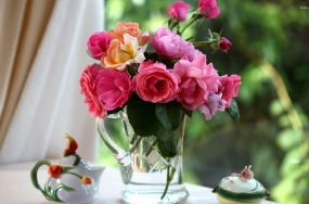 roses-in-the-vase-on-the-morning-tea-table-51116-1920x1200