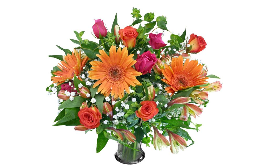 Flower Bouquet Clip Art Free. Lovely Collection Of Flower Bouquets ...
